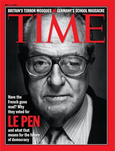 Time Le Pen
