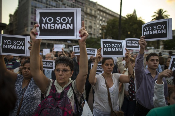 #YOSOYNISMAN, ARGENTINA MUESTRA EN LA RED SU CONMOCIÓN POR MUERTE DEL FISCAL