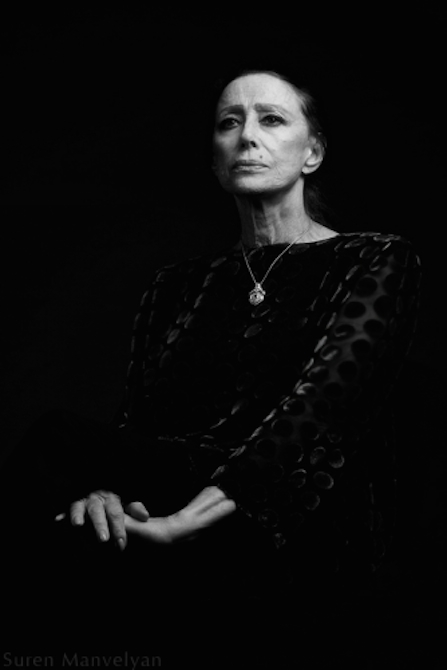 Maya Mijáilovna Plisétskaya